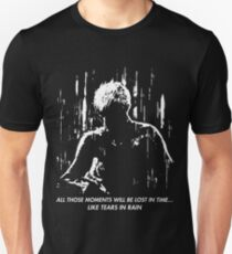 Blade Runner - Like Tears in Rain T-Shirt