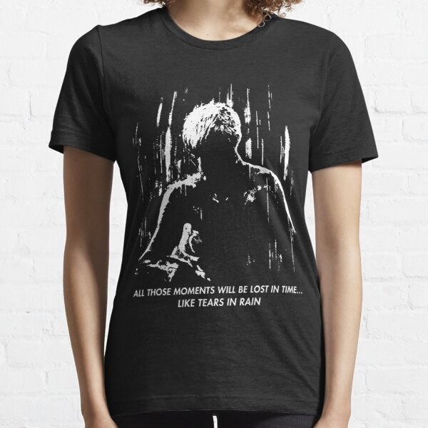 Blade Runner - Like Tears in Rain Essential T-Shirt