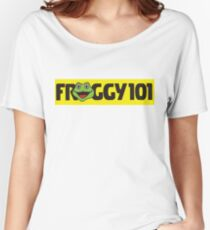 Froggy 101 The Office Women's Relaxed Fit T-Shirt