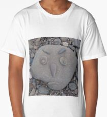 Stoney faced  Long T-Shirt