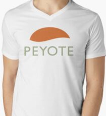 Peyote Men's V-Neck T-Shirt