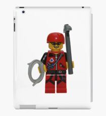 LEGO Climber with Ice Axe and Rope iPad Case/Skin