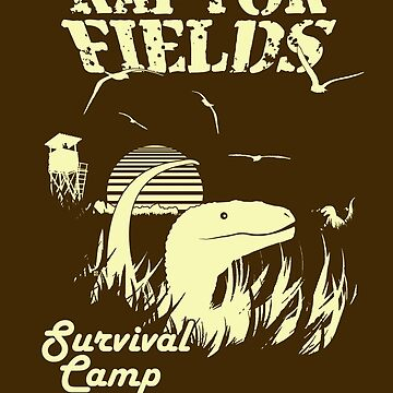 Raptor Fields Survival Camp by BroseBrosPro