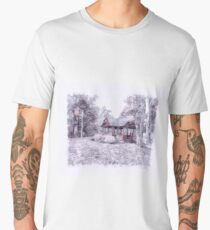 Youngstown NY Park Men's Premium T-Shirt