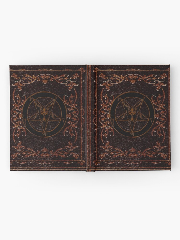 Alternate view of Grimoire Hardcover Journal