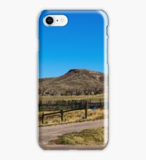 The Corral 2 iPhone Case/Skin
