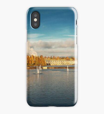Oulu panorama iPhone Case