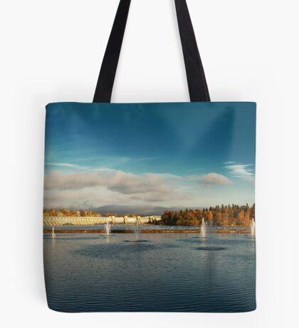 Oulu panorama Tote Bag