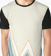 Blue Mountains Graphic T-Shirt