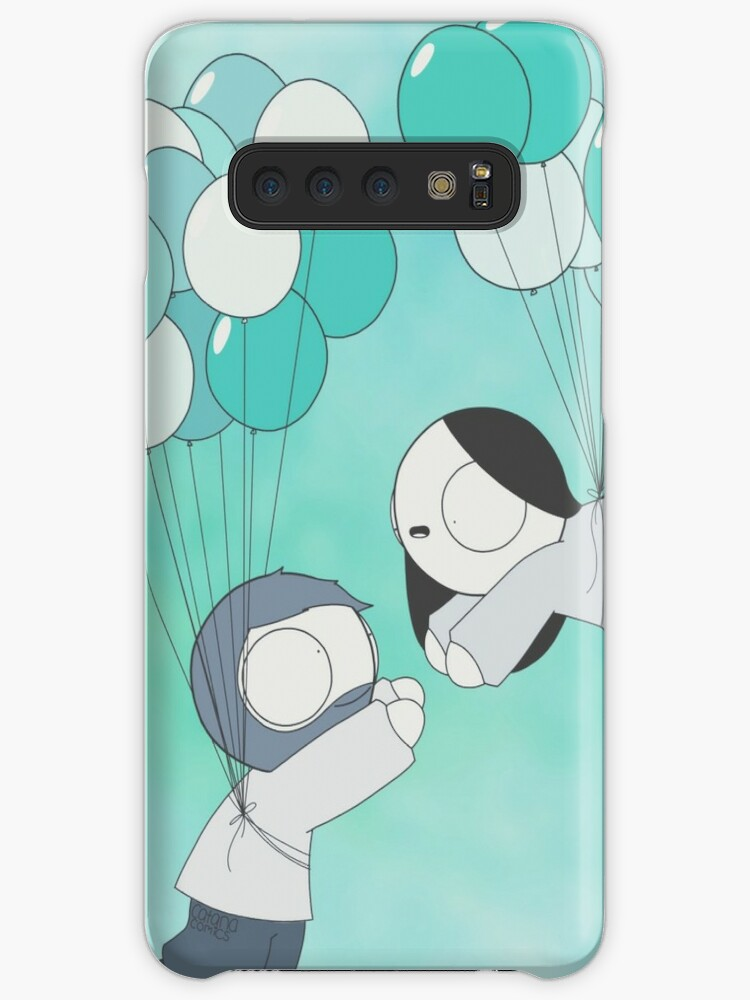 big sale 0b402 6712c 'Fly With Me!' Case/Skin for Samsung Galaxy by catanacomics