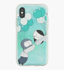 Fly With Me! iPhone Case