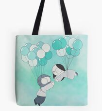 Fly With Me! Tote Bag
