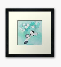 Fly With Me! Framed Print