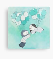Fly With Me! Metal Print