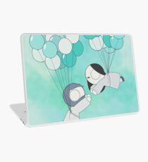 Fly With Me! Laptop Skin