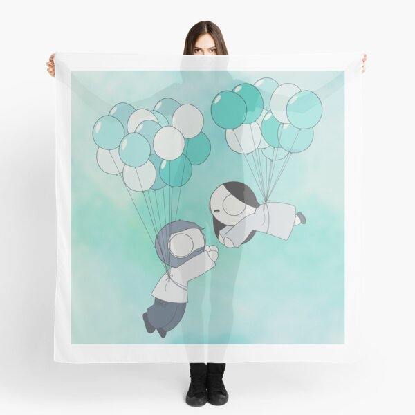 Fly With Me! Scarf