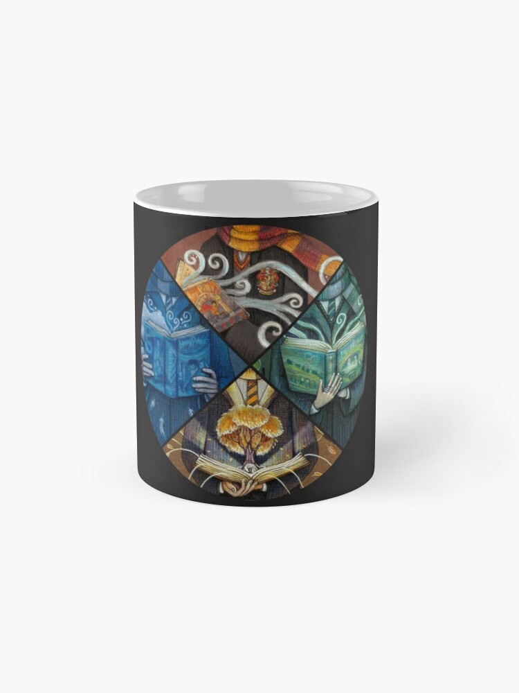Alternate view of Books Magic Mug