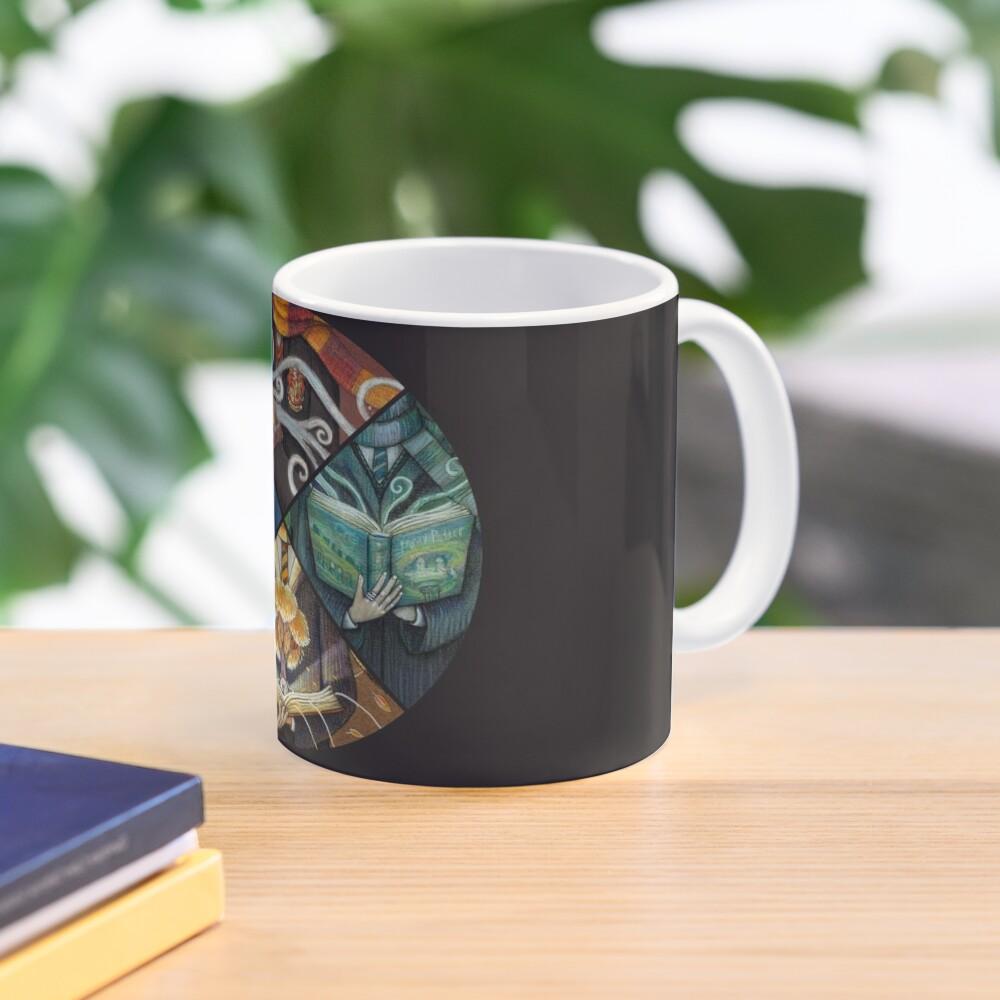 Books Magic Mug