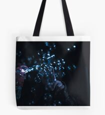 A Night of Bubbles Tote Bag