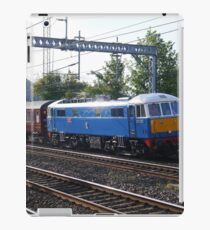 British Rail 86259 'Les Ross' at Lichfield Trent Valley iPad Case/Skin