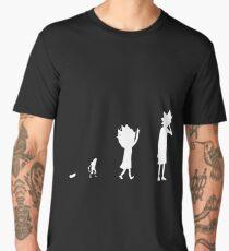 Rick Evolution Men's Premium T-Shirt