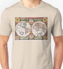 Old Map #1 T-Shirt