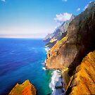 North Na Pali Küste von OLena  Art ❣️