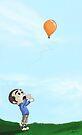 Balloon catching by Ivan Bruffa