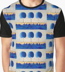 Blue Lagoon Graphic T-Shirt