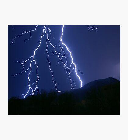 Nature's Raw Power Photographic Print