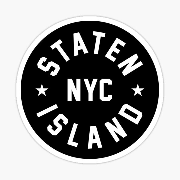 Staten Island - New York City Sticker