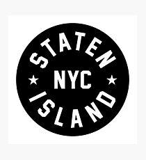 Staten Island - New York City Photographic Print