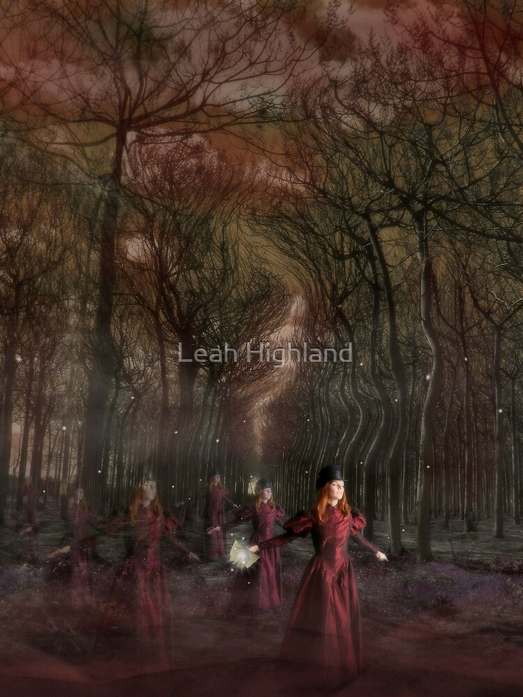 """""""When The Fear Has Gone, There will Be Nothing"""" by Leah Highland"""