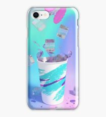 Vaporwave Solo Cup iPhone Case/Skin