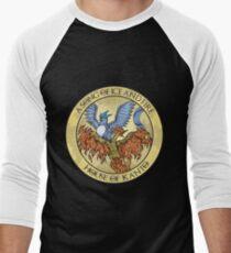 Pokemon Game of Thrones Men's Baseball ¾ T-Shirt