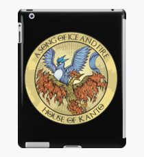 Pokemon Game of Thrones iPad Case/Skin