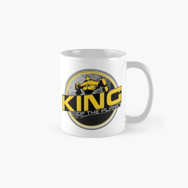 King Of The Planet - Bow before the king Classic Mug
