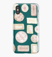 biscuit barrel iPhone Case