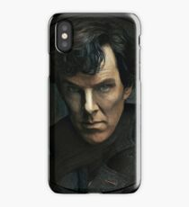 Holmes iPhone Case/Skin