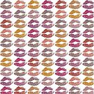 Stylish Colorful Lips #3 by Nhan Ngo