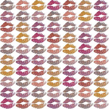 Stylish Colorful Lips #3 by enhan