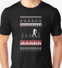 Ta hockey-Ta hockey christmas sweater for Fans T-Shirt