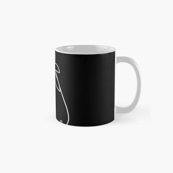 Ted The Unicorn Gets Modern Classic Mug