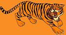 Tiger by FrankieCat
