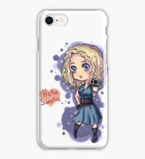 Chibi River Song   iPhone Case/Skin