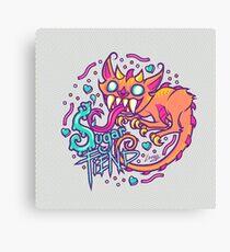 Sugar Fiend Canvas Print