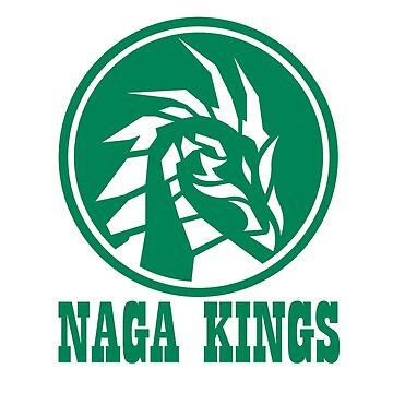 Naga Kings Green Dragon by NomadicMarket