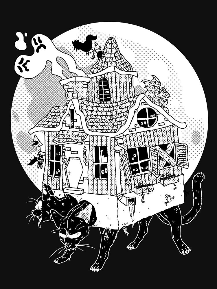CatHouse by GraceGogarty