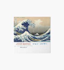 John Mayer Summer Wave Art Board