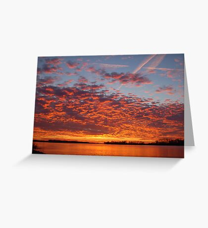 Awesome colors Greeting Card
